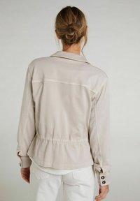 Oui - Summer jacket - light stone - 2