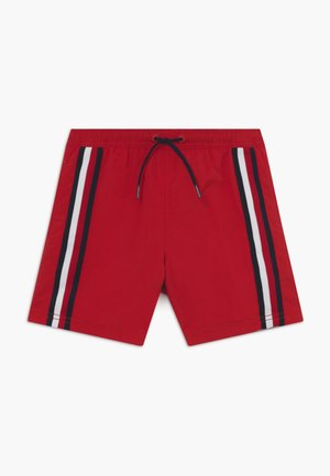 MEDIUM DRAWSTRING - Plavky - red