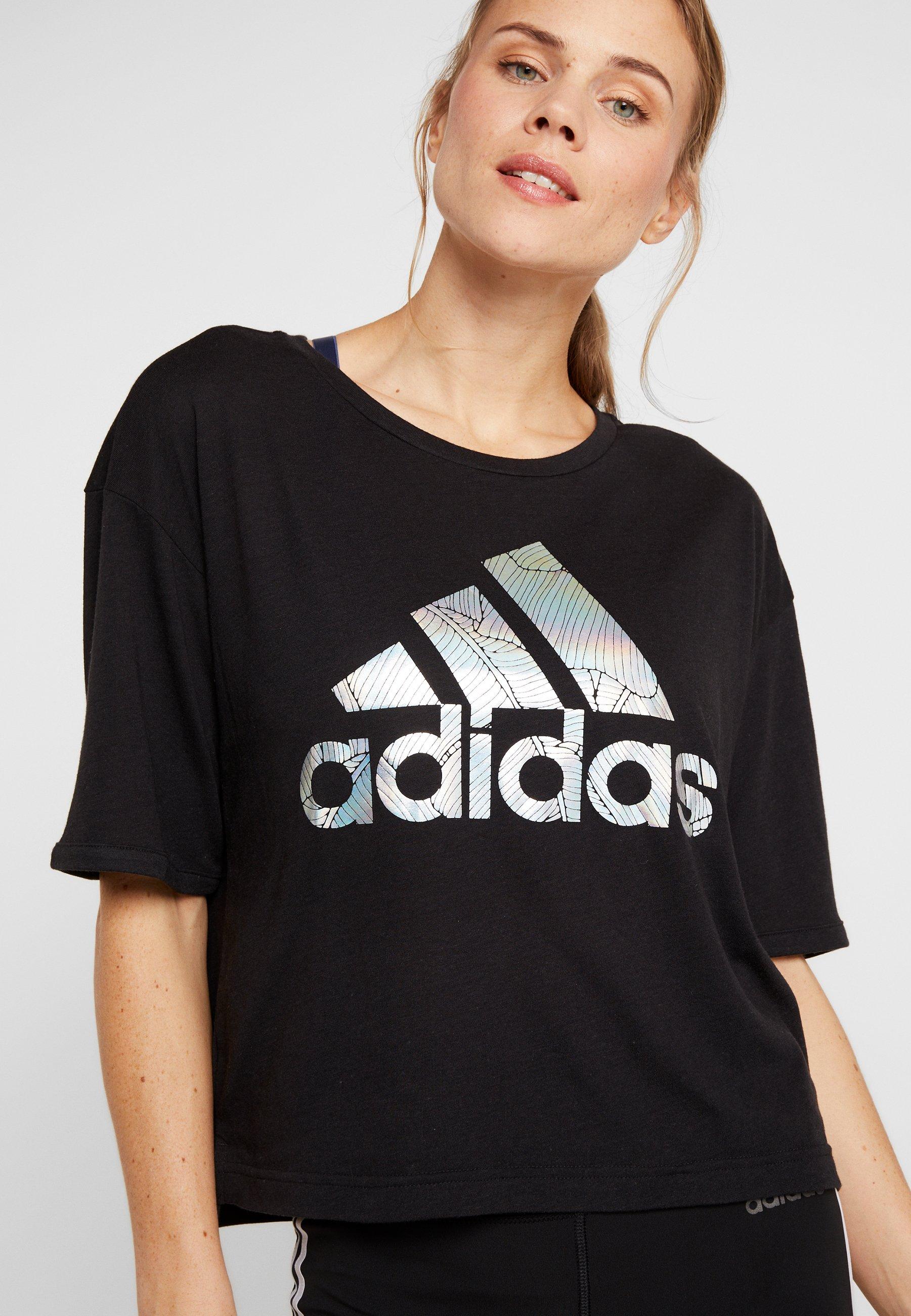 adidas Performance | adidas Performance Slim Graphic T Shirt