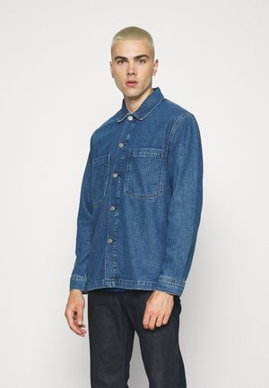 LITTMAN - Denim jacket - medium blue