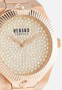 Versus Versace - VERSUS ECHO PARK - Zegarek - rose gold-coloured - 4