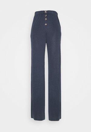 CLOVE TROUSER - Kalhoty - blue