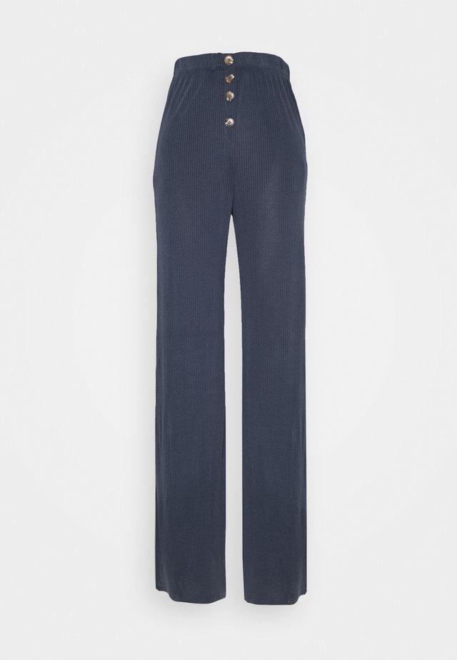CLOVE TROUSER - Trousers - blue
