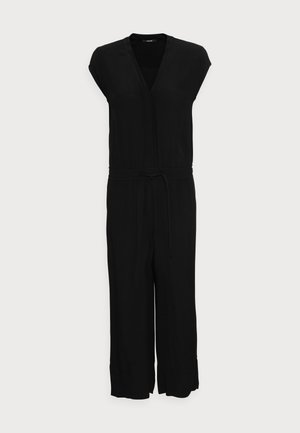 MONELI - Tuta jumpsuit - black