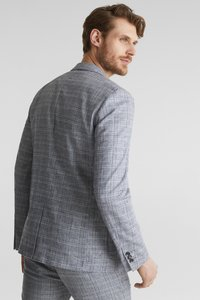 Esprit Collection - OCS LIMIX CHECK - Blazer jacket - blue 3 - 2
