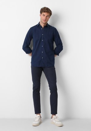 PLAIN - Shirt - navy