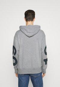 GAP - Sweatshirt - med heather grey - 2