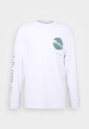 JCOMINERAL - Langarmshirt - white