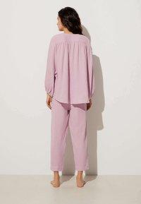 OYSHO - Pyjama top - mauve - 2