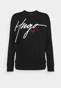 HUGO - NACINIA - Sweatshirt - black - 4