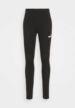 LEGGINGS - Punčochy - black