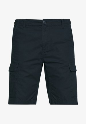 AVIATION COLUMBIA - Shorts - dark navy
