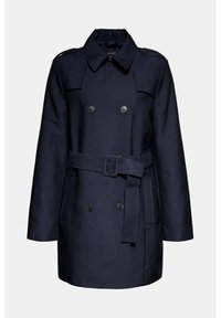 Esprit Collection - CLASSIC - Trenchcoat - navy - 9