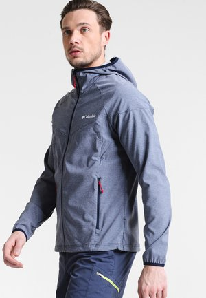 CANYON - Outdoorová bunda - collegiate navy heather