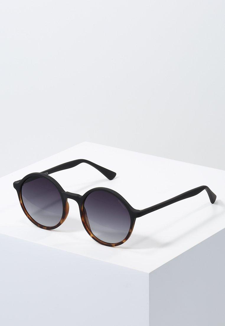 Komono - MADISON - Sunglasses - matte black/tortoise