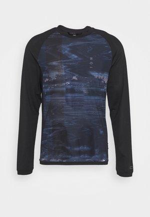 TEE TRAZE - Langarmshirt - black