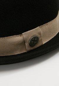 Menil - FIRENZE - Hat - black/beige - 5