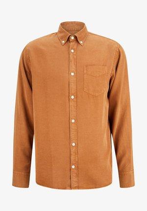Shirt - canela brown