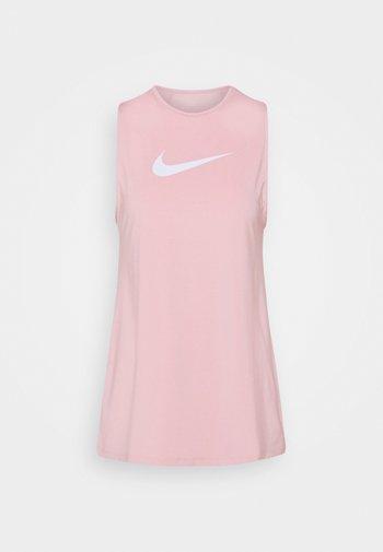 TANK OPEN - Sports shirt - pink glaze/white
