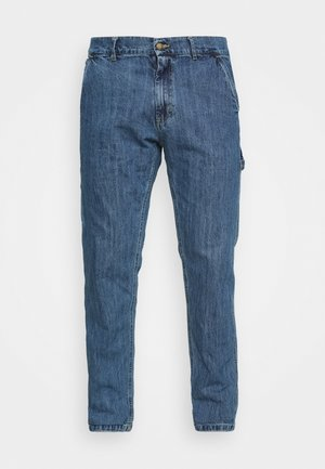 MARYLAND PANTS - Jeans baggy - medium blue