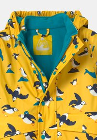 Frugi - PUDDLE BUSTER UNISEX - Impermeable - sunflower - 2