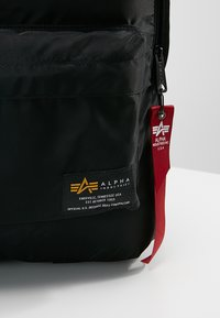 Alpha Industries - CREW BACKPACK - Plecak - black - 7