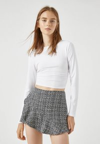 PULL&BEAR - Shorts - black - 3