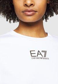 EA7 Emporio Armani - Mikina - white - 5