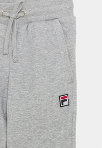 Fila - LARRY KIDS - Pantalones deportivos - light grey melange - 2