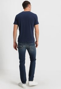 Diesel - UMLT-JAKE - T-shirt imprimé - dark blue - 2