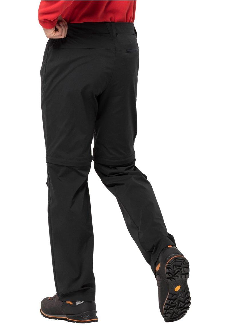 Jack Wolfskin - Outdoor trousers - black