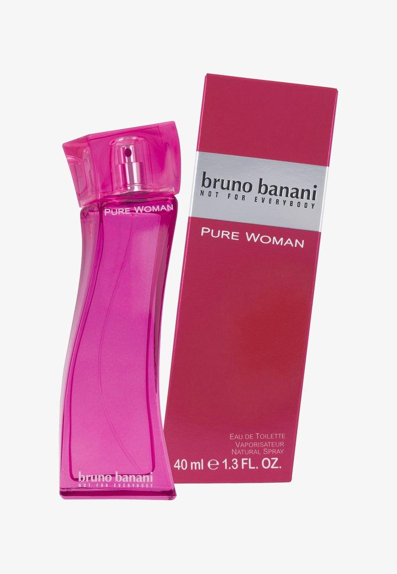 Bruno Banani Fragrance - BRUNO BANANI PURE WOMAN EAU DE TOILETTE - Eau de Toilette - -