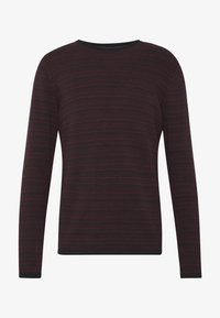 Jumper - berry red