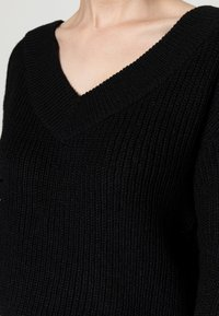 ONLY - ONLMELTON LIFE - Maglione - black - 4