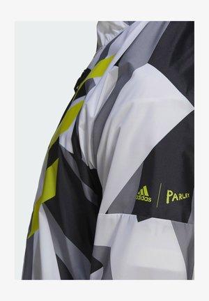 AGR WIND JKT - Sports jacket - white