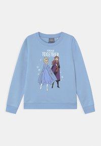 Staccato - DISNEY FROZEN ELSA & ANNA - Sweatshirt - sky blue - 0
