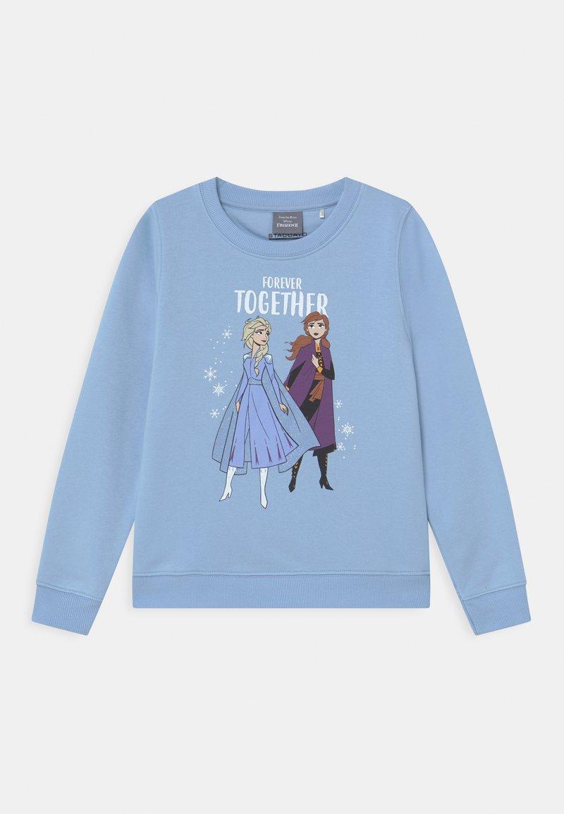 Staccato - DISNEY FROZEN ELSA & ANNA - Sweatshirt - sky blue