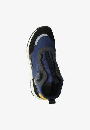 Winter boots - blau - schwarz