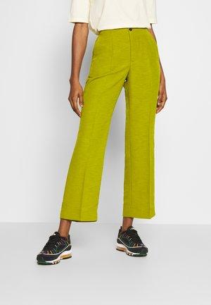 JUNO - Spodnie materiałowe - vert