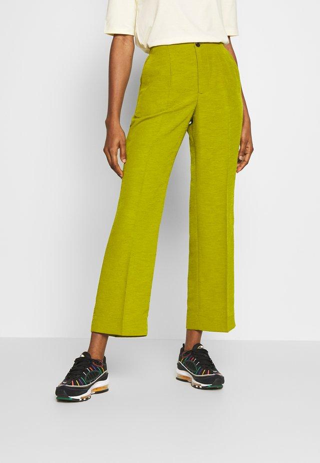 JUNO - Pantalon classique - vert