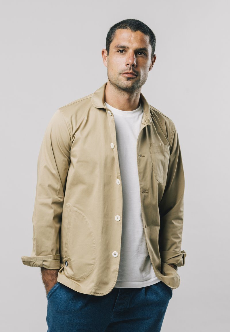 Brava Fabrics - Summer jacket - brown