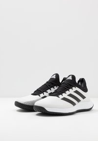 adidas Performance - DEFIANT GENERATION  - Zapatillas de tenis para todas las superficies - footwear white/core black - 2