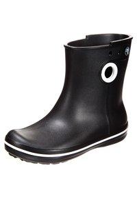 Crocs - JAUNT - Stivali di gomma - black - 1
