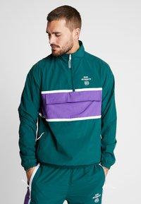 K1X - HALFZIP JACKET - Training jacket - bistro green - 0