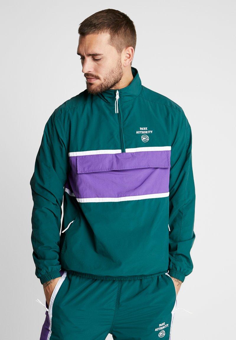 K1X - HALFZIP JACKET - Training jacket - bistro green