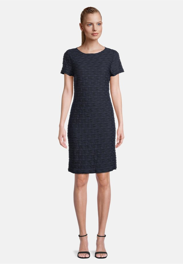 Jersey dress - dunkelblau