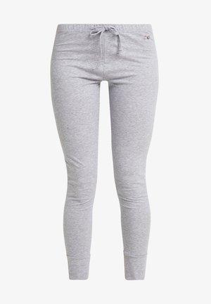 LEGGINGS - Pyjama bottoms - grey melange