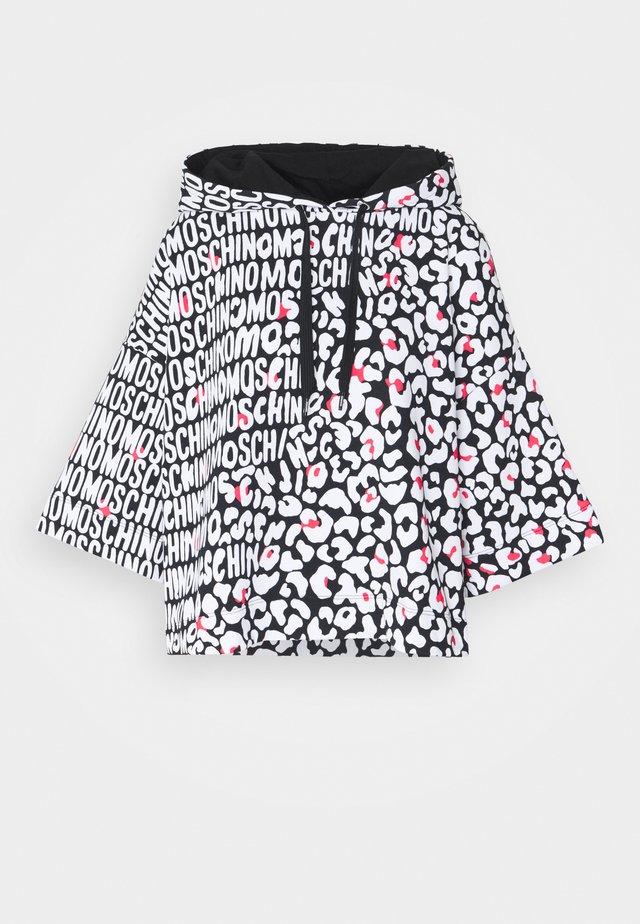 HOODIE - Pyžamový top - black