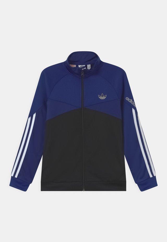 UNISEX - Training jacket - victory blue/black