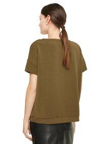 comma - Basic T-shirt - green - 1
